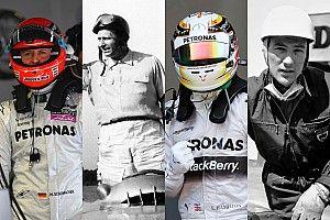 Valtteri Bottas, 11e étoile de Mercedes en F1