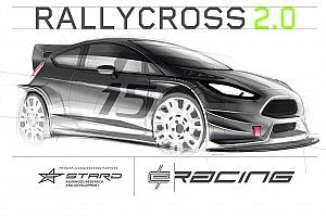 New electric rallycross series launched in North America