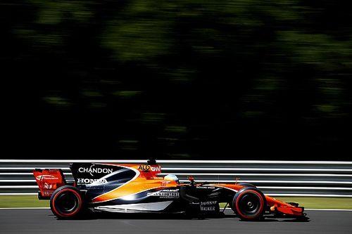 McLaren bei F1 in Ungarn stark: Top-10-Startplätze für Alonso & Vandoorne