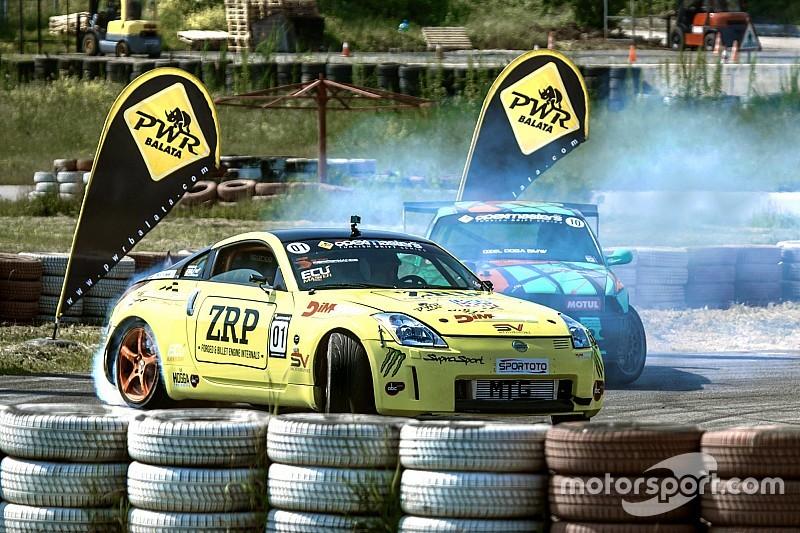 Drift şampiyonası İstanbul'da
