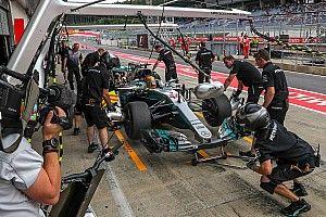 【F1】オーストリアFP3詳報:首位ベッテル。ハミルトンはトラブル発生