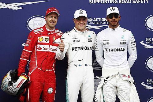 """Vettel: """"Lewis ottavo? Dobbiamo pensare solo a noi stessi"""""""