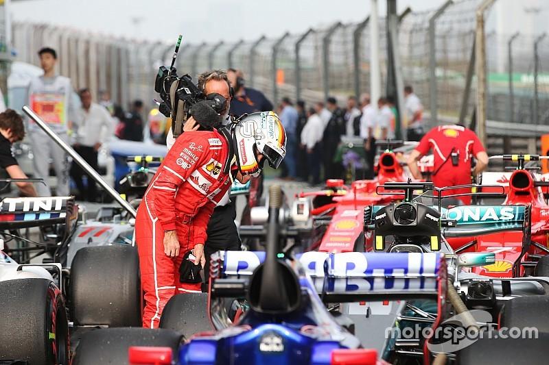 """Vettel: """"Lauda nem nagyon bízik a Ferrariban, ha csak 10 eurót tett fel"""""""