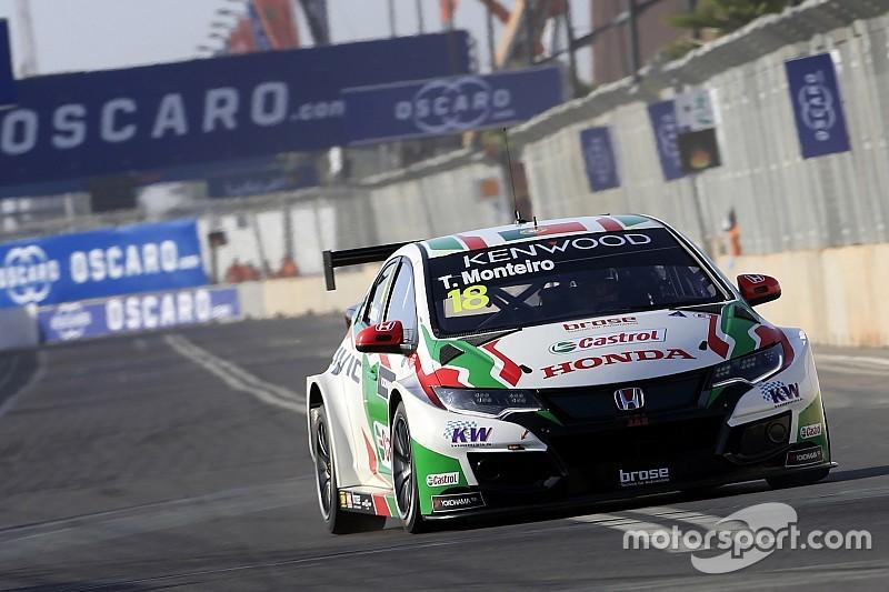 Tiago Monteiro si prende una grande pole position a Marrakech