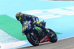 """MotoGP Noticias de última hora Rossi: """"Parece que los viernes siempre tenemos que sufrir"""""""