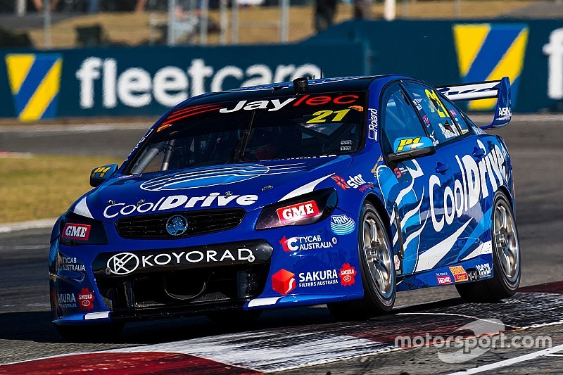 Brad Jones Racing to test young gun Hazelwood at Winton