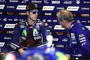 """MotoGP Noticias de última hora Viñales: """"Si te quejas de los neumáticos recibes un mail"""""""