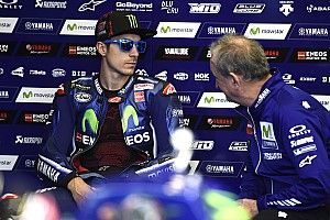 Vinales names new crew chief to replace Forcada