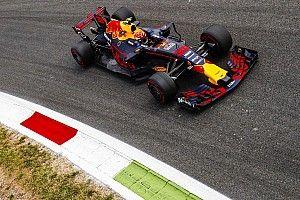 """Verstappen: """"Snel Monza niet ideaal voor ons"""""""