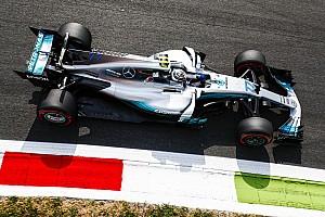 Formel 1 Trainingsbericht Formel 1 2017 in Monza: Hamilton vergibt Freitagsbestzeit an Bottas