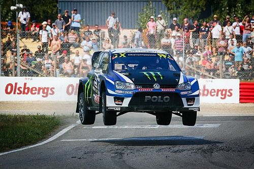 Кристофферссон выиграл финальный этап WRX