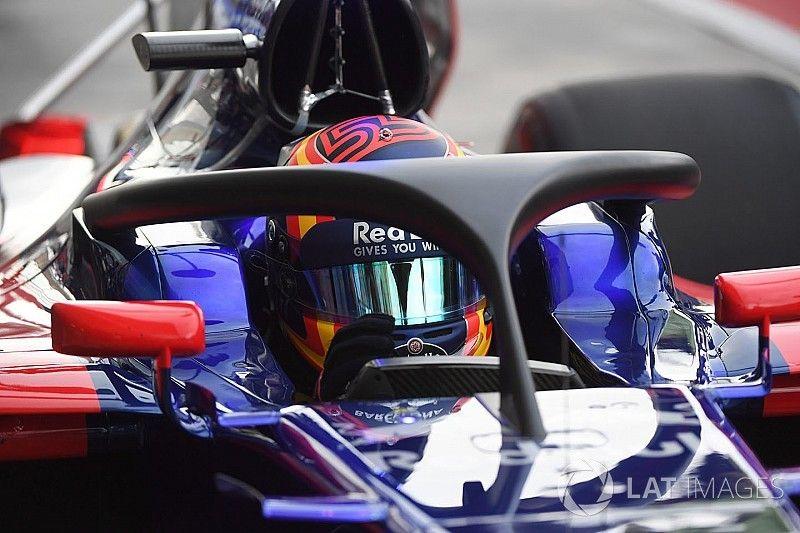 Según Toro Rosso, el Halo será aceptado con el tiempo