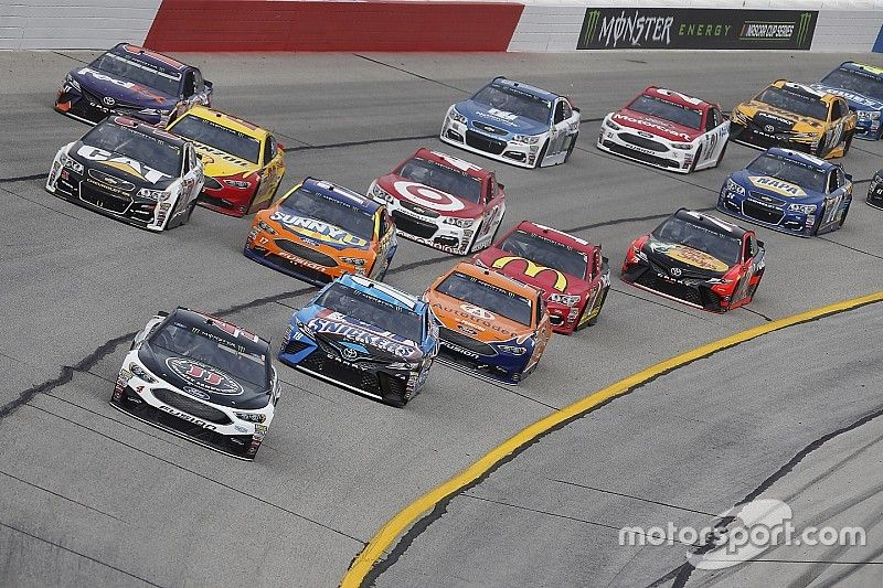 Upon review, Harvick's Atlanta pit road issues could have been worse