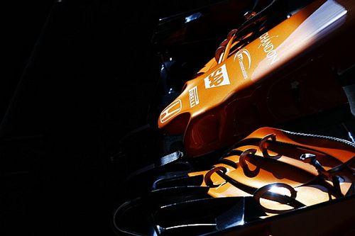 Foto Galeri: McLaren test fotoğrafları