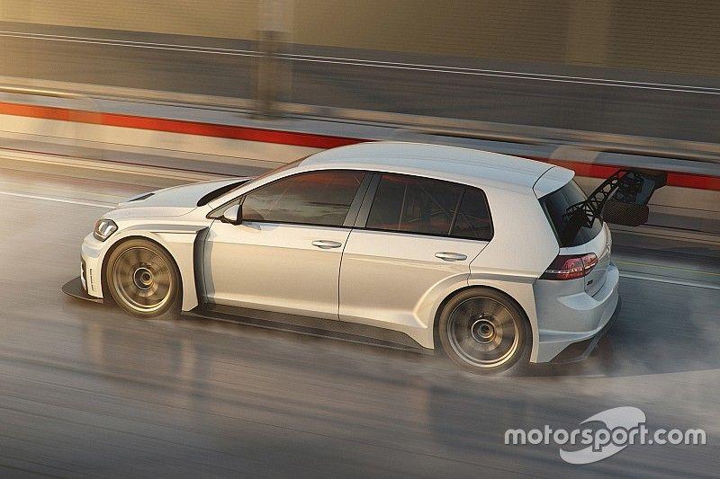 Nuova aerodinamica per la Volkswagen Golf GTI TCR