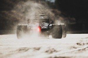 Daten und Fakten zum 4. Testtag der Formel 1 2017