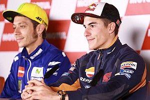 MotoGP: Marquez Rossit csodálja azért amit és ahogyan elért