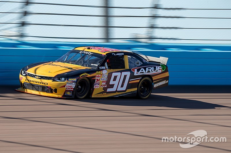 Canadian Alex Labbé a brilliant 23rd in first NASCAR Xfinity race