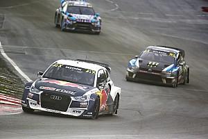 World Rallycross Résumé de course Ekström leader, Solberg impressionnant, Loeb à la peine