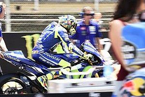 La Yamaha cancella il test di Aragon: resta a Barcellona anche domani