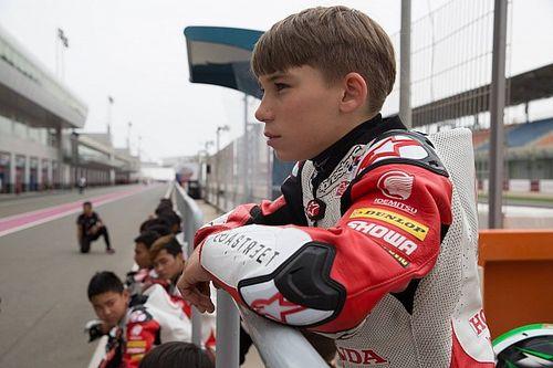 Deniz Öncü de Red Bull MotoGP Rookies Cup'da yarışacak!