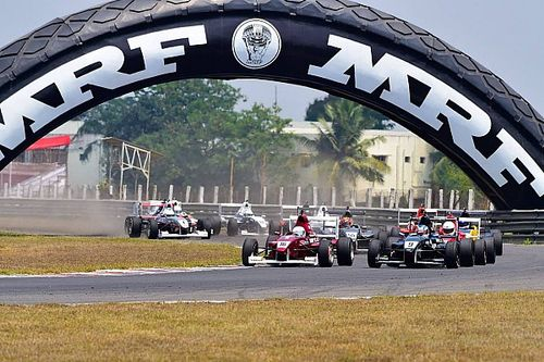 MRF announces 2017 F1600 calendar, makes a return to Buddh circuit