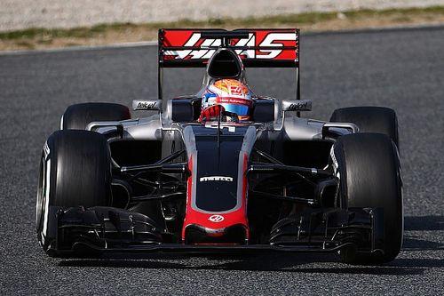 Grosjean says Haas needs quick fix for braking issues