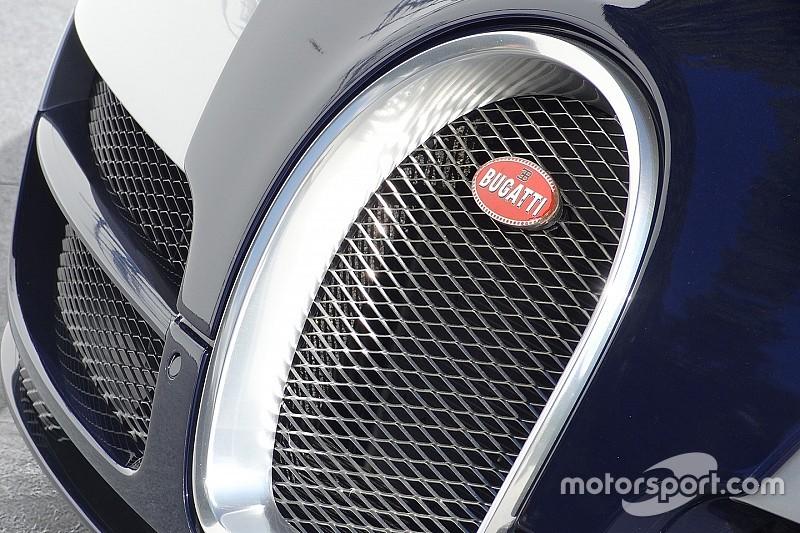 Кросовер Bugatti майже вирішено створити дводверним та 1000-сильним