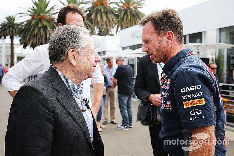Хорнер: Вопрос о легальности моторов Ferrari отложен, но не забыт