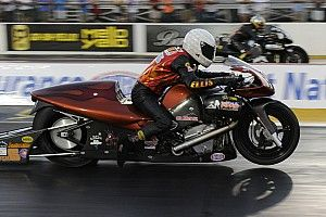 The rider you never heard of who could conquer NHRA