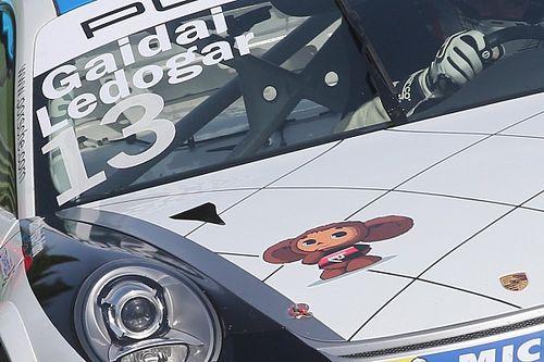 Čeburaška: il portafortuna dello Tsunami RT – Centro Porsche Padova