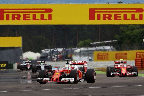 Ferrari: Car progress stopped since Spanish GP