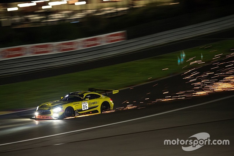 Spa 24: Top six Mercedes cars get qualifying times wiped