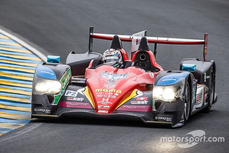 Race Performance well prepared for the 24 hours of Le Mans