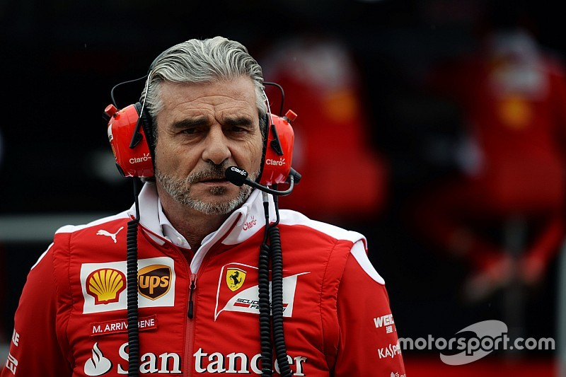 Arrivabene apologises for strategy criticisms