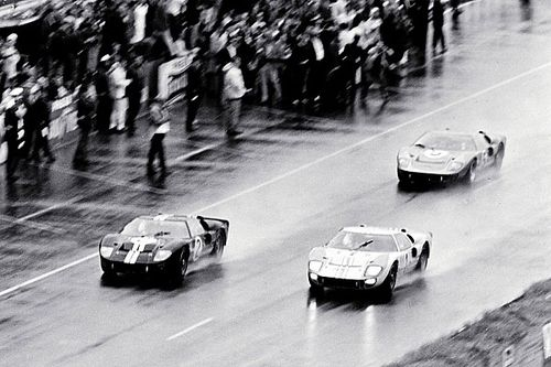 Le Mans legends: Watch how Ford beat Ferrari in 1966