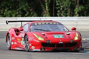 Risi Competizione has two-time winners Fisichella, Vilander in Return to Le Mans