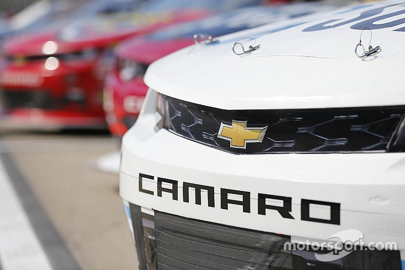 Supercars Camaro put on hold until chassis rule changes