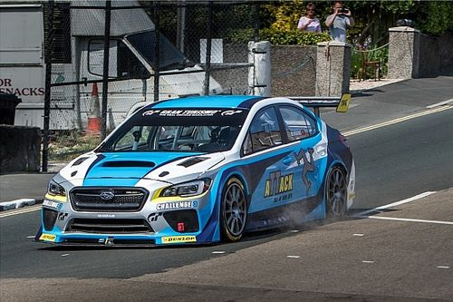 Subaru, Isle of Man TT'de yeniden rekor kırdı