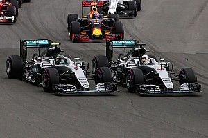 Rosberg says Canada start risk was worth taking