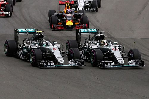 Rosberg says Canada start risk was worth taking