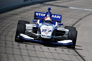 Stoneman tops Indy Lights practice at Iowa