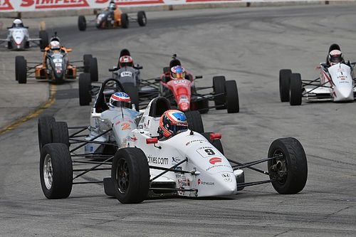 New class structure for the Formula Tour 1600 Series