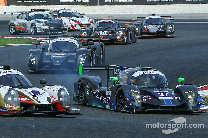 Defending Champion returns to the Asian Le Mans Sprint Cup