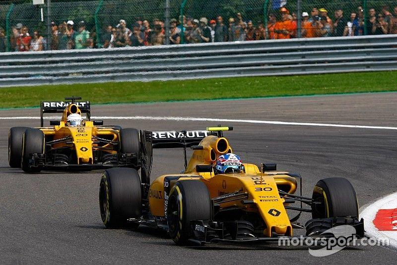 Kerugian Renault menurun signifikan di F1 2016