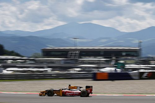 Red Bull Ring GP2: Giovinazzi leads Prema 1-2 in practice