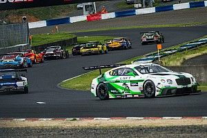 13 drivers in GT Asia Series title contention heading to season final