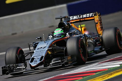 Sahara Force India continued its good run of form on qualifying for the Austrian GP