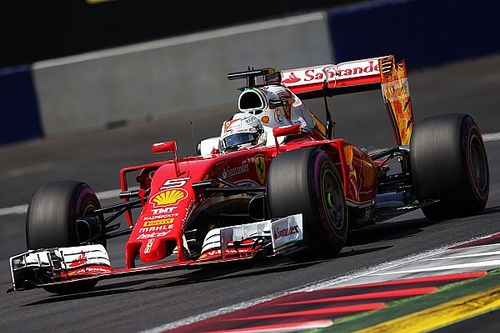 Austrian GP – Scuderia Ferrari fourth and sixth fastest
