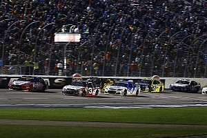 NASCAR Cup Breaking news Dillon: Harvick didn't like